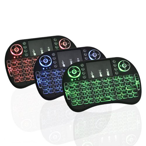 Rechargeable colour KeyBoard