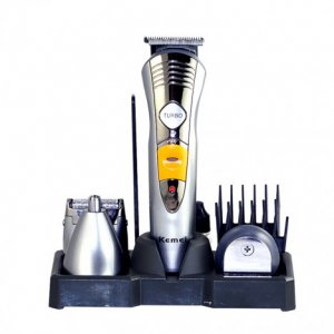 Kemei Rechargeable 7 In 1 Shaver & Trimmer