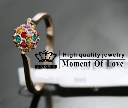MOMENT OF LOVE Ring Finger