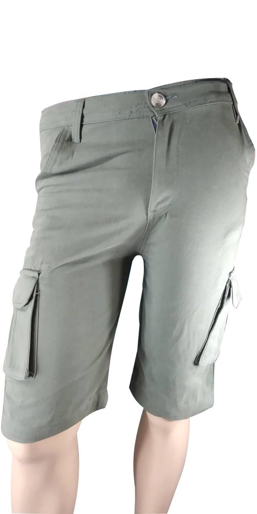 Gaberdin Stitched 2 quarter pant for men