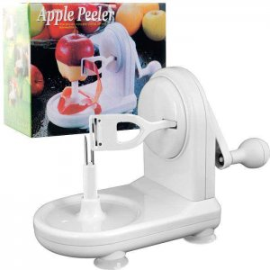Baby Apple peeler fruit peeler.