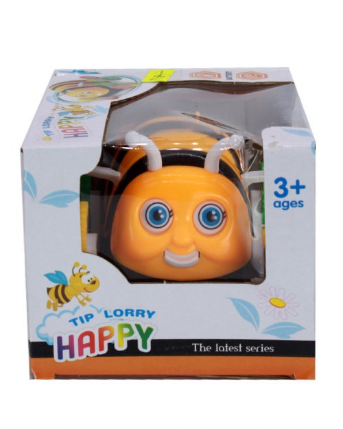 LORRY HAPPY BEE TOY FOR KIDZ