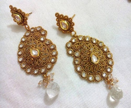Gold Plated jewelry ornaments Earrings E-20010