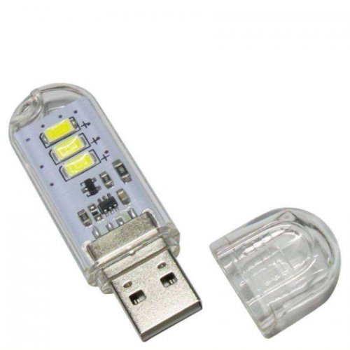 Micro USB Flash Drive LED Light