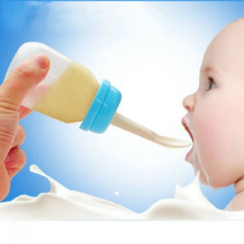 Lindo Spoon Weaning Bottle