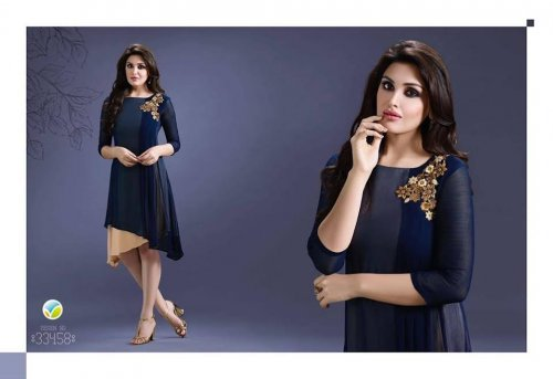 Kurti 309 double part