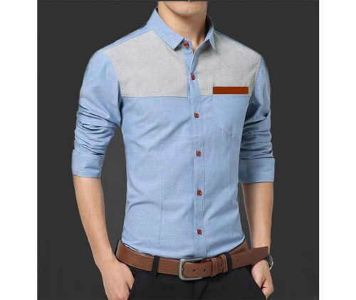 Full sleeve jents casual shirt 36