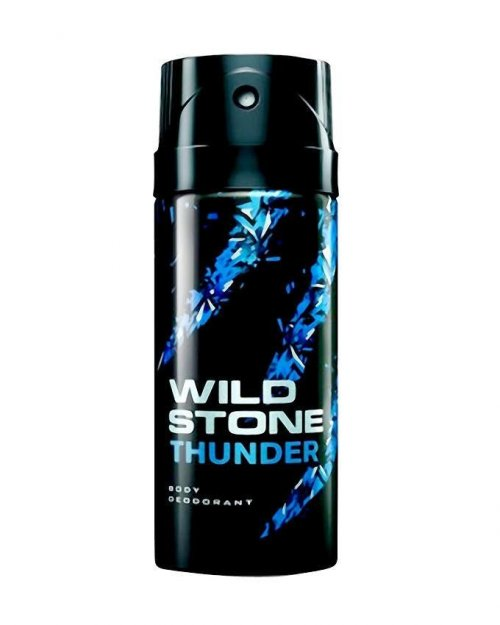 WILD STONE Thunder Body Spray - 150ml RCN- 215