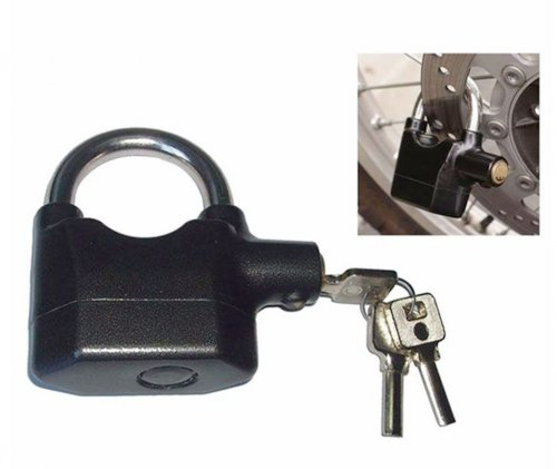 Alarm Security Lock for Bike