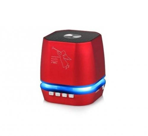 """Wireless speaker bluetooth with led light New model T-2306A """