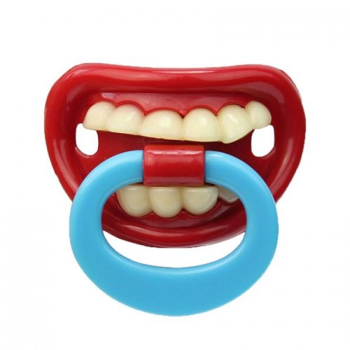 Baby Infant Pacifier Orthodontic Dummy