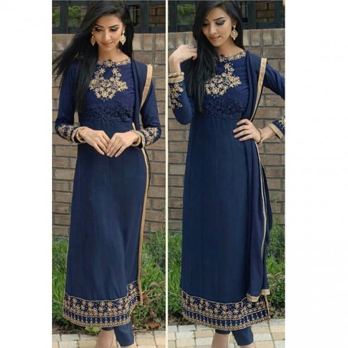 Indian Designer Dress High Quality Replica BUTICS 9D