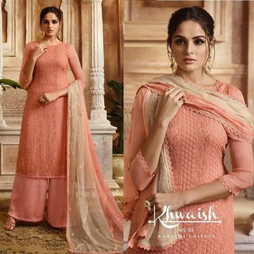 Ekta fashion khwaish suit