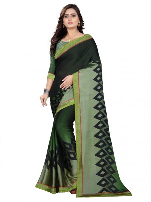 Indian Soft Silk Saree se-197