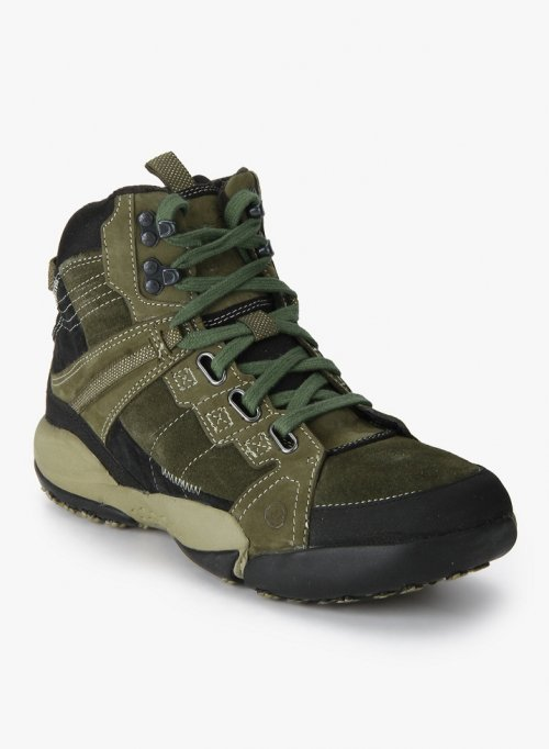 ORIGINAL Woodland MEN'S OLIVE CASUAL BOOT