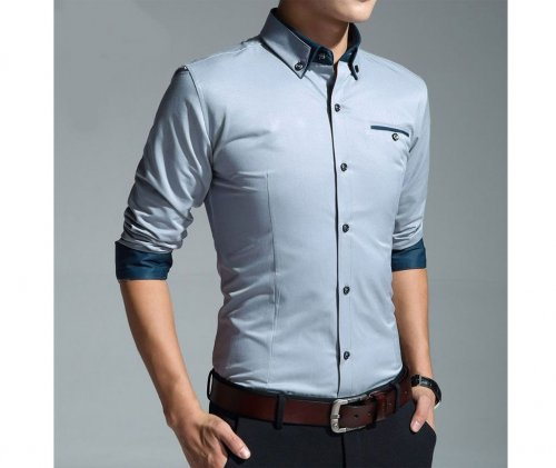 Full sleeve jents casual shirt 28