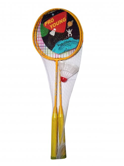 Pro Young double badminton for kids