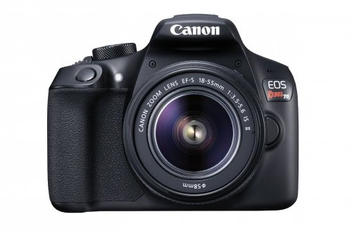 Canon 1300D with 18-55 IS II Lens