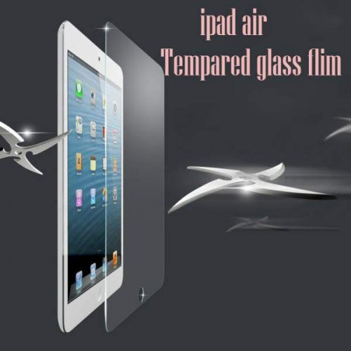 Premium Tempered Glass Film iPad Air