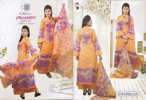 original New organdy cotton lawn 6