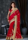 Weight Less Georgette saree Hp-66
