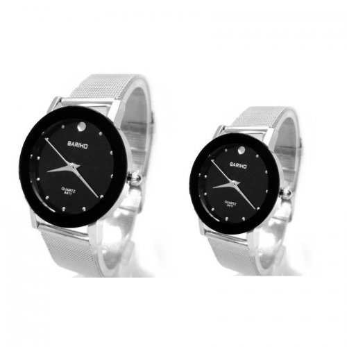 Bariho Couple Watches. 2pc