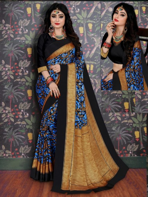 Soft Silk saree se-704