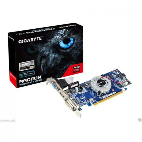 Gigabyte 5450 1GB DDR-3 Graphics Card
