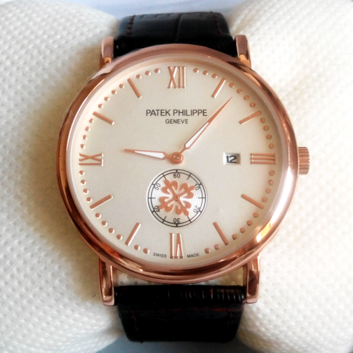 Patek Philippe flower second Watch
