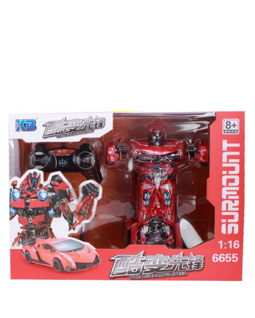 TRANSFORMER REMOTE CONTROL CAR FOR KIDS