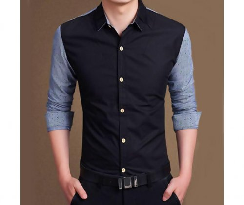 Full sleeve jents casual shirt 38