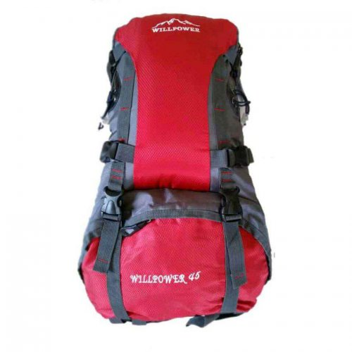 Will power travel bag backpack