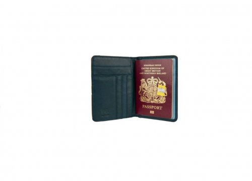 Money Bag Passport Holder