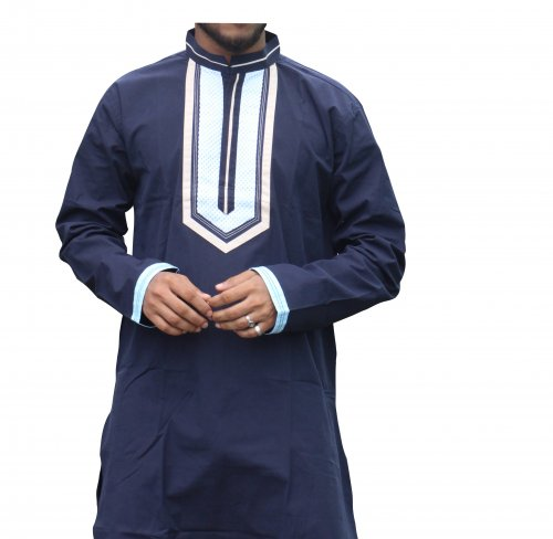 Cotton Casual Long Panjabi mfz-311