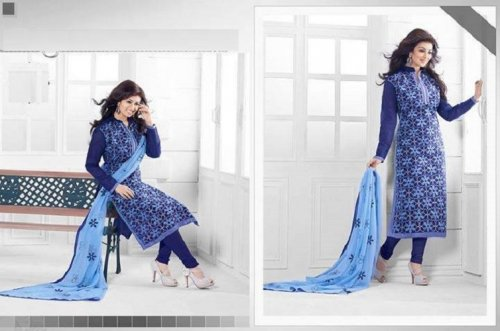 Party Dress Ayesha Cotton 9403 Replica