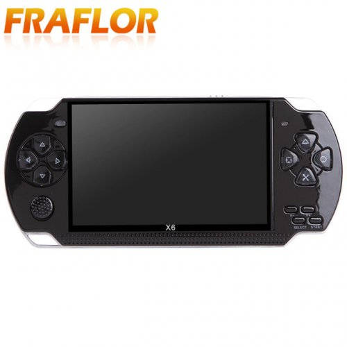 X6 PSP Game Player 8GB