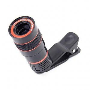 UNIVERSAL 8X ZOOM MOBILE PHONE TELESCOPIC LENS