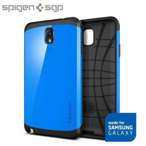 03. Spigen Slim Armor Case Note 3