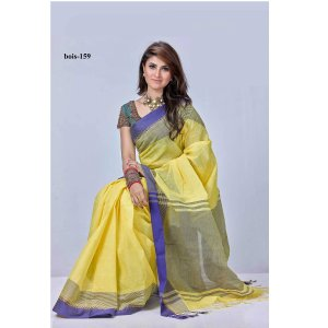 tat cotton saree bois-159