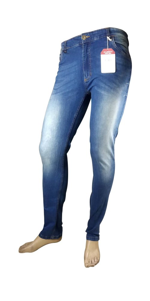 Denim Stitched Jeans pant for man
