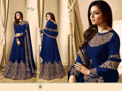 Lt nitya vol 117 Series Fancy Party Wear Suit Nitya-1702