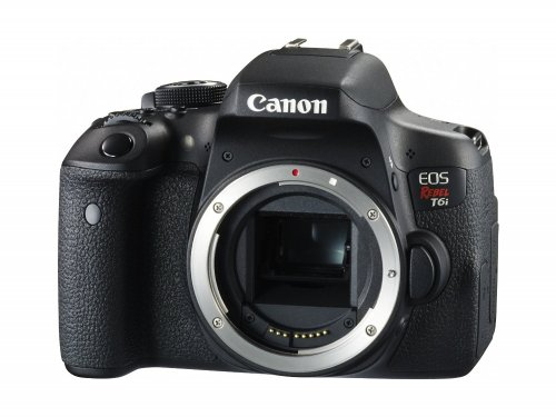 Canon 750D with 18-55mm IS STM