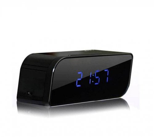 Wifi Table Clock Camera