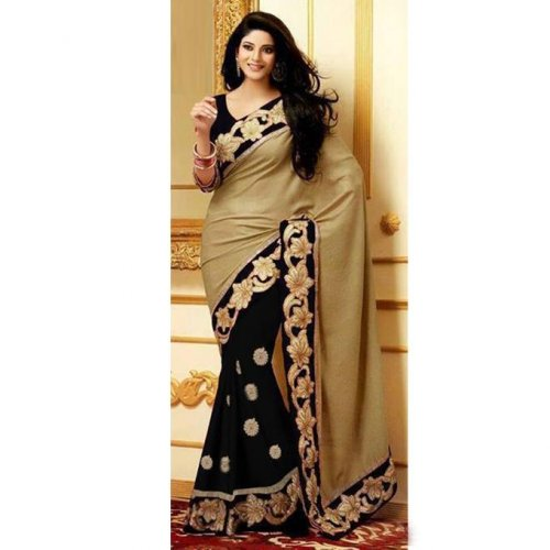 Weight Less Georgette saree Hp-31