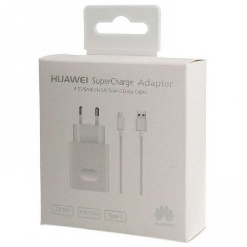 Huawei Fast Charger with USB Cable ( Type C )