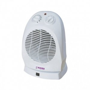 Bushra 2000W Moving Room Heater (ACB-11)
