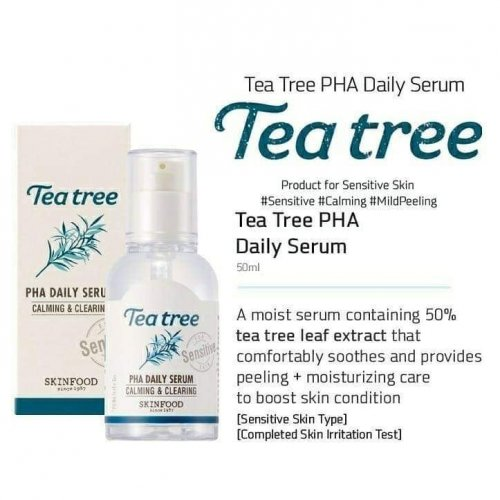 Skinfood Tea Tree PHA Daily Serum