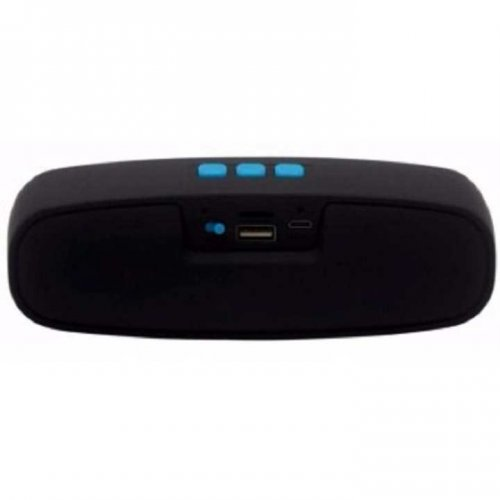 H-966 Outdoor Audio Mini portable wireless Bluetooth speaker ( Black )