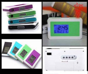 PROJECTION ALARM CLOCK (DM3130)
