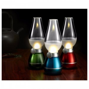LED Retro Lamps (Blowing Control)